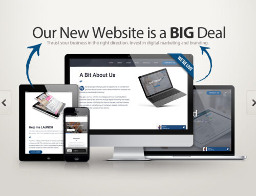 Our NEW Website is a BIG Deal